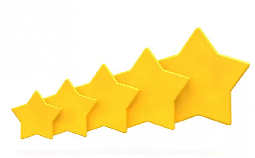 Почему я ненавижу пять звёзд и почему у нас только лайки?